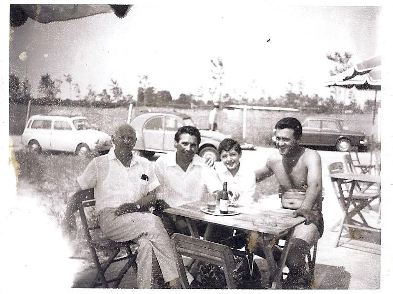 Anno 1958...amici del chiosco