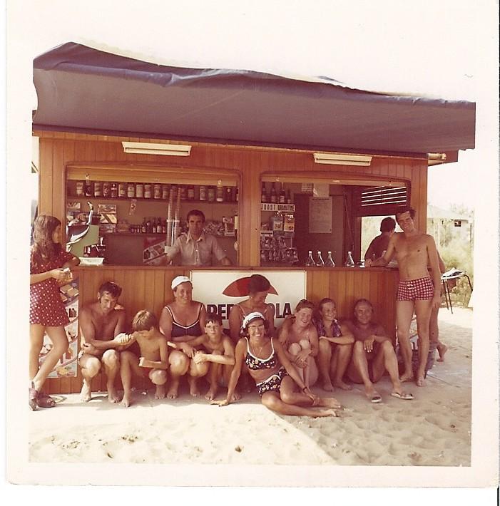 Altra foto degli anni 70
