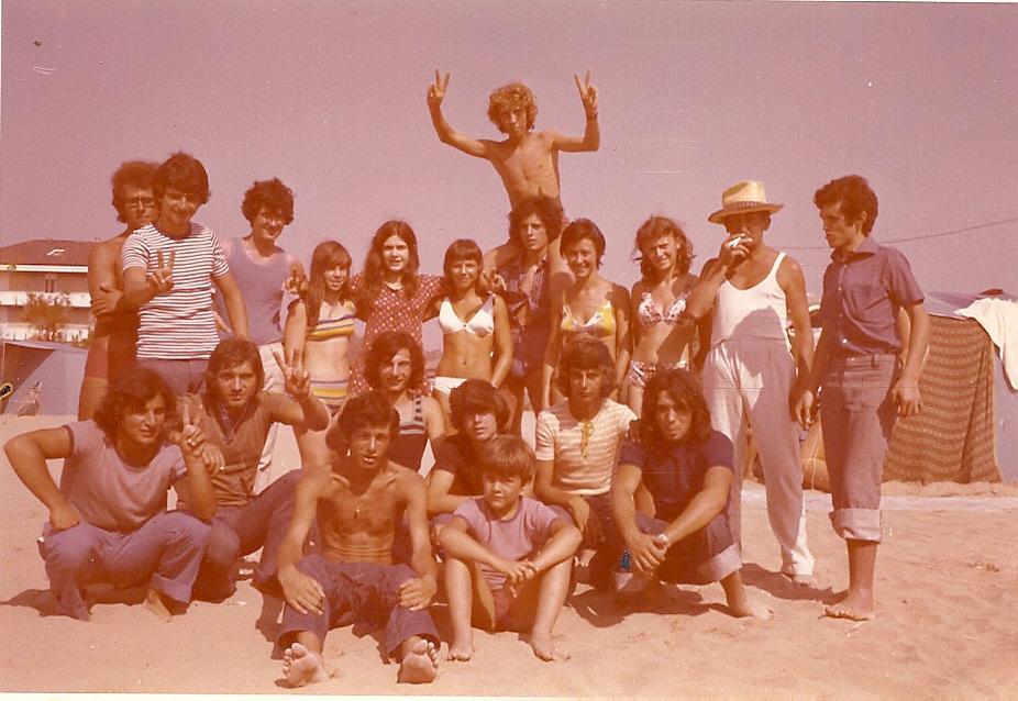 Compagnie di ragazzi...anno 1972