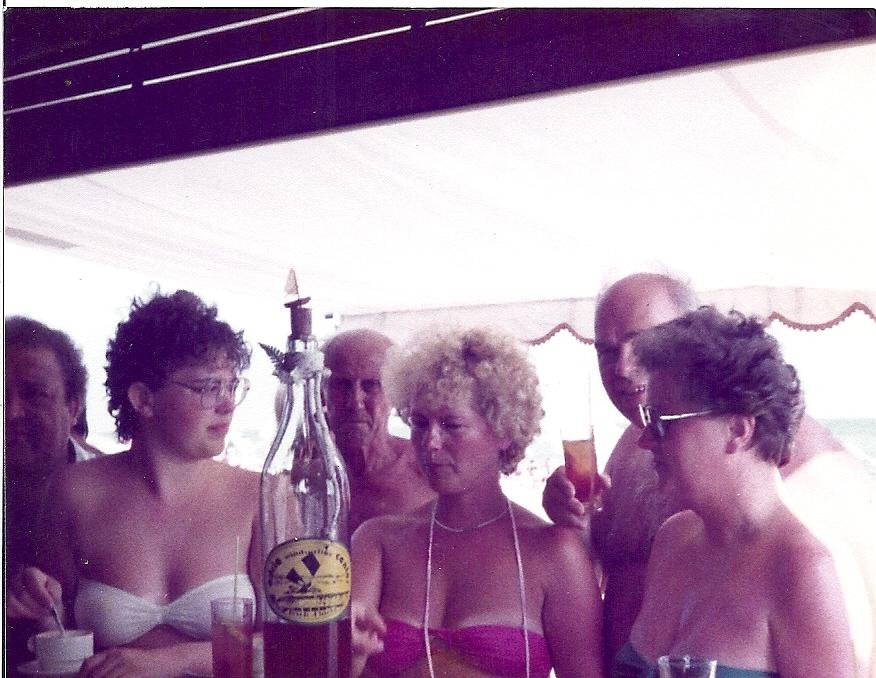 Nel 1983 al posto dello spritz, c'era il SurfDrink.